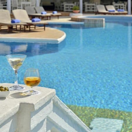 melia hotel pool havana