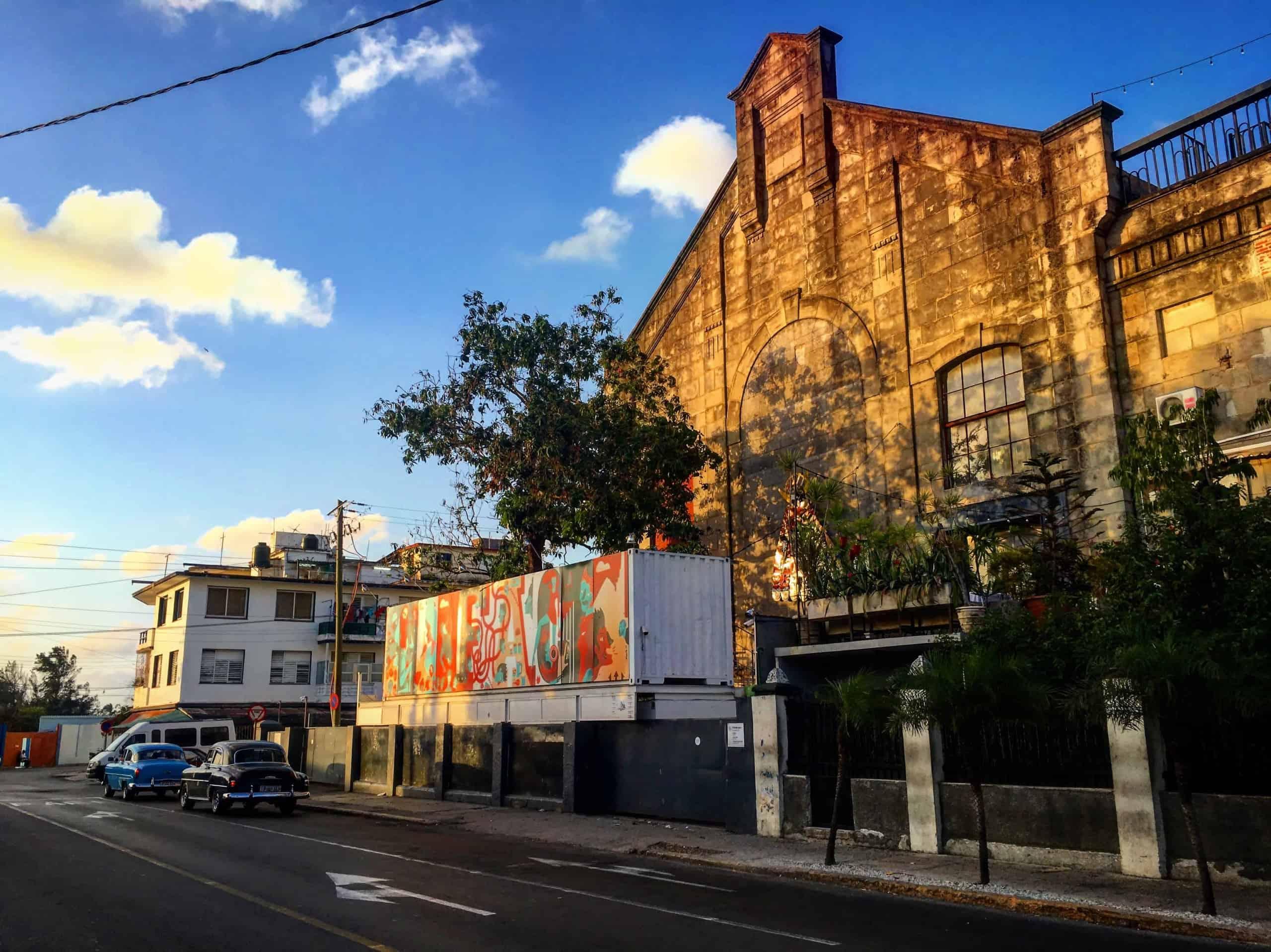 fabrica de arte cubano in havana