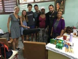 частный тур по Гаване в музыкальной школе