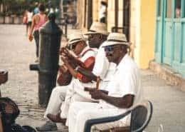 الموسيقى الكوبية والموسيقيين