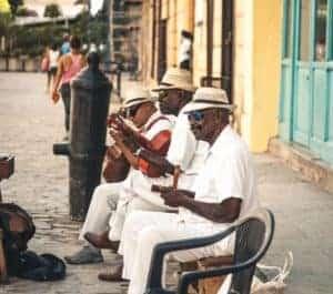 música e músicos cubanos