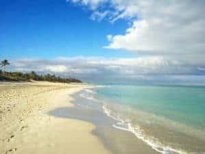 beach in varadero cuba