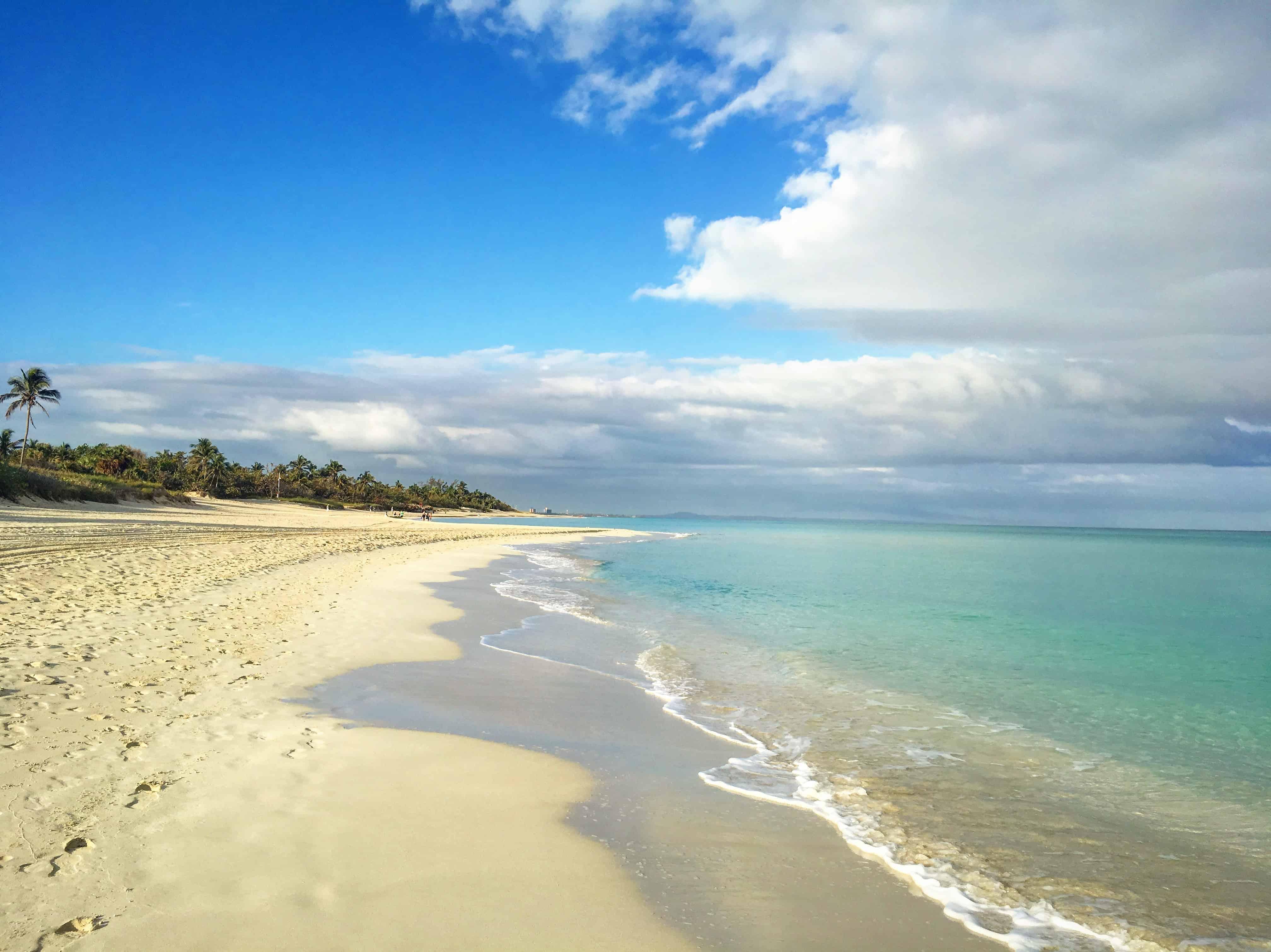Strand in Varadero Kuba