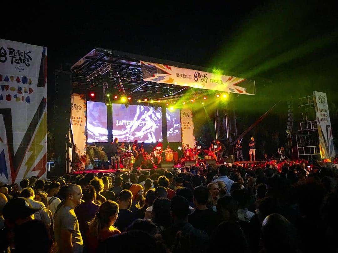 Havanna Weltmusikfestival in Havanna