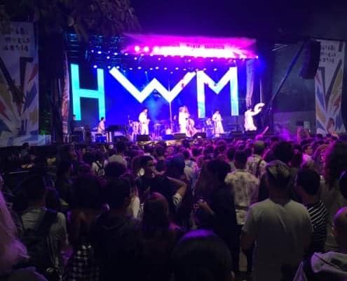 Ein Foto von Havanna World Music Festival in Kuba