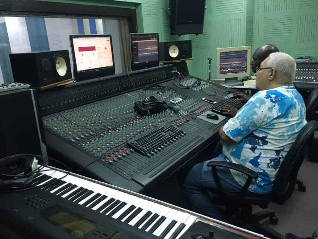 egrem studios in cuba