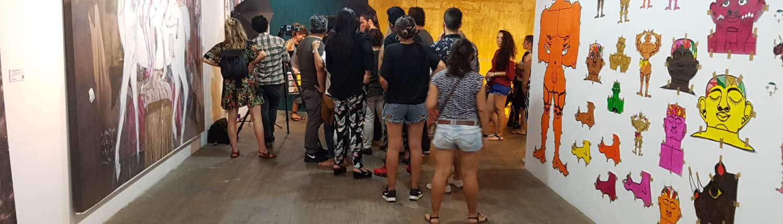 virtual art workshop in havana, cuba